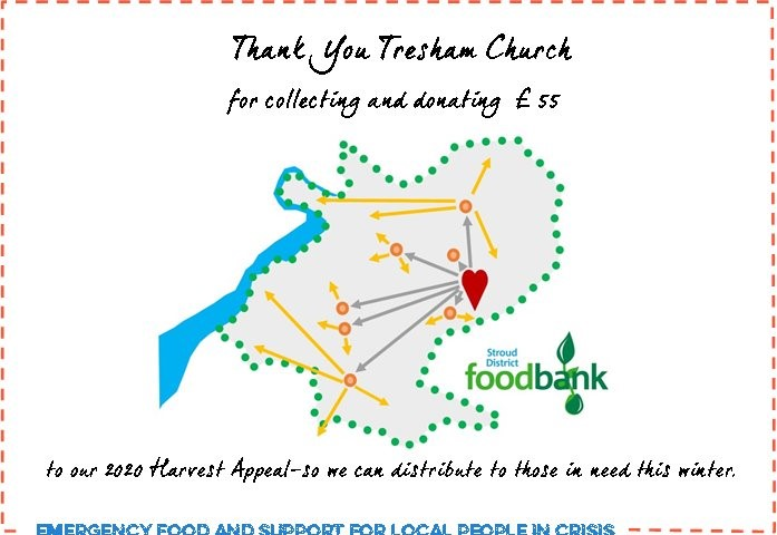 Thank You from the Foodbank