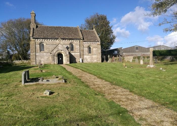 Churchyard Tidy-up