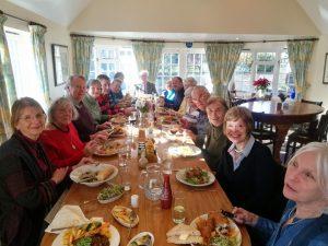 Seniors' Lunch, 7 Feb 2017
