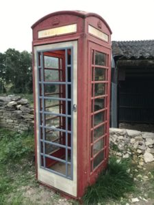 Phone Box Refurb 2