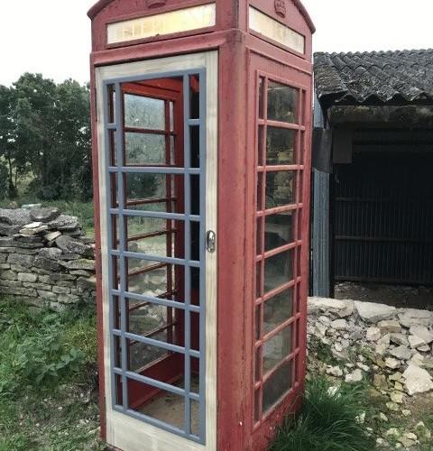 Phone Box Refurb 2